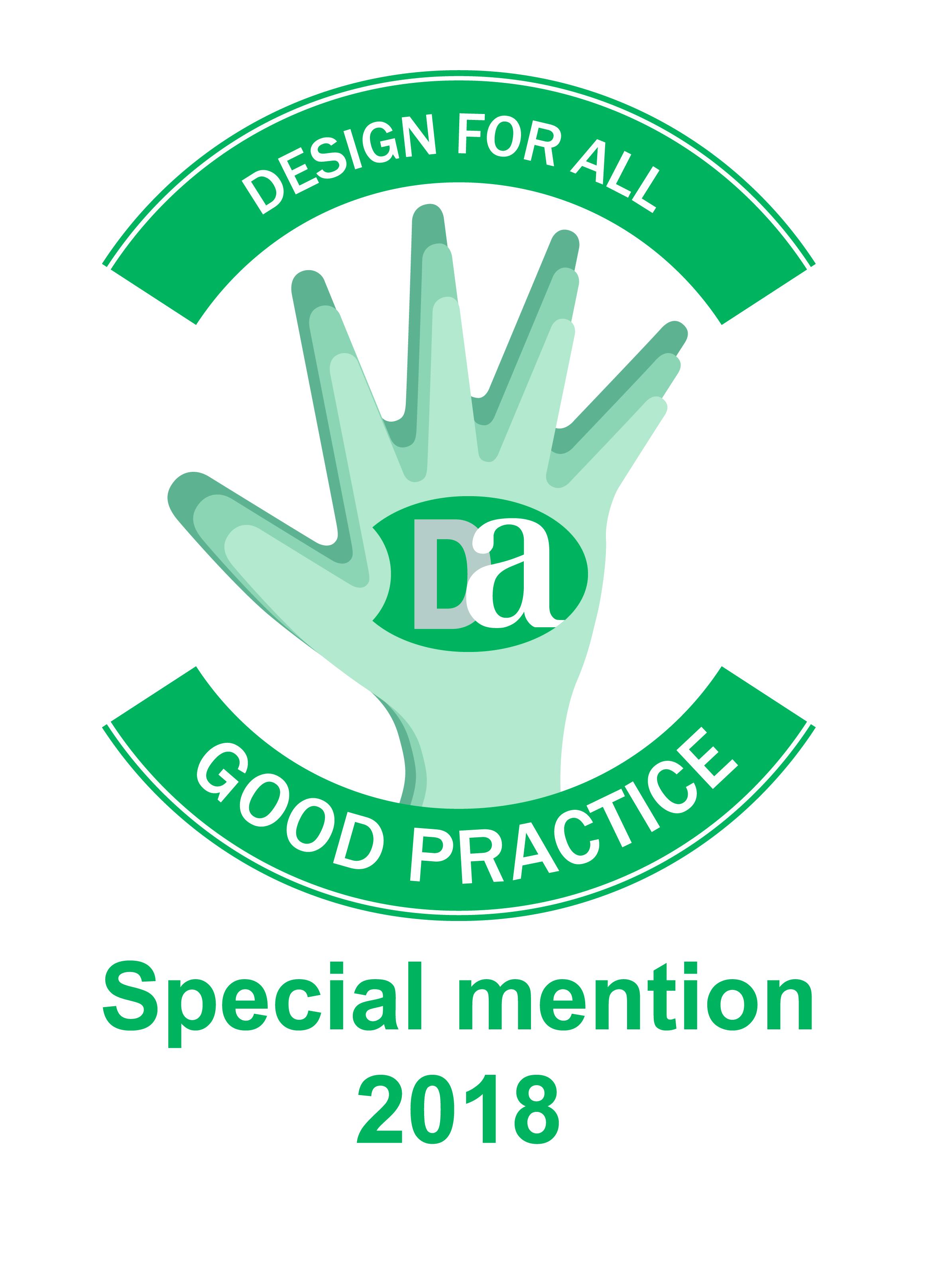 Logo du Prix International des Bonnes Pratiques